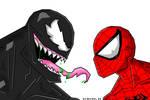 JoeProCEO's Spider-Man V. Venom