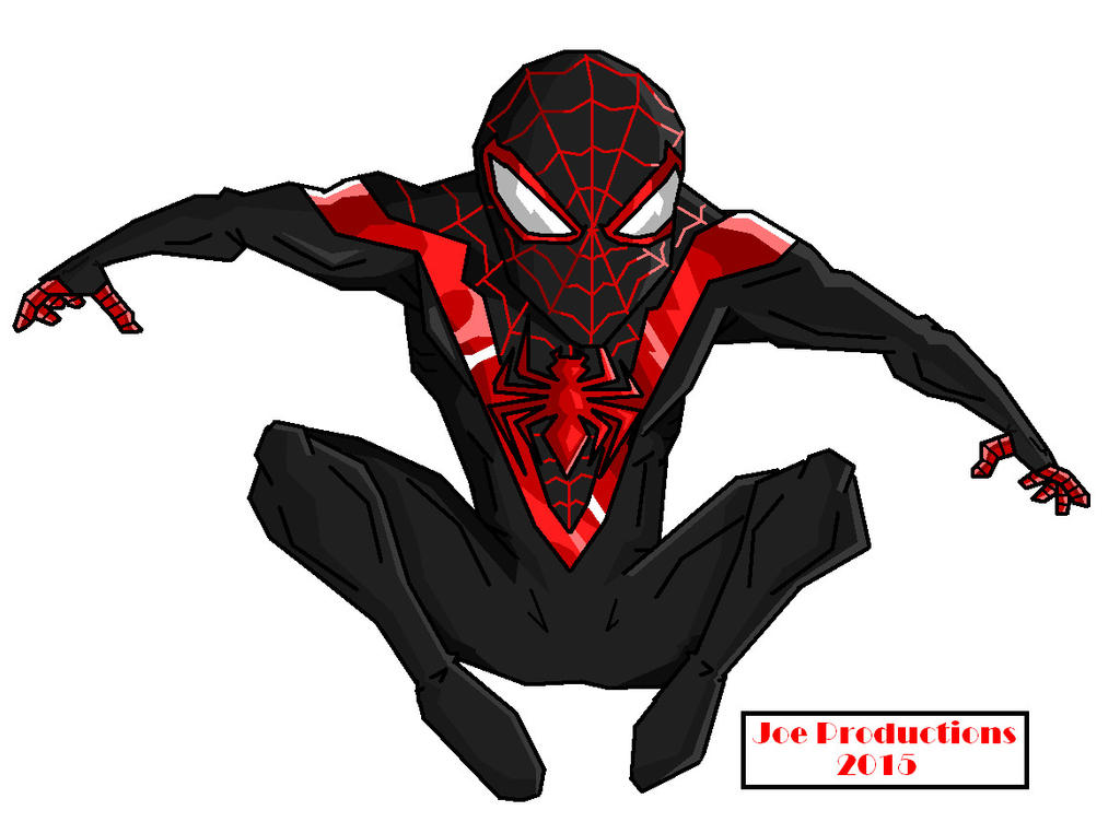 spiderman coloring pages miles morales - photo#28