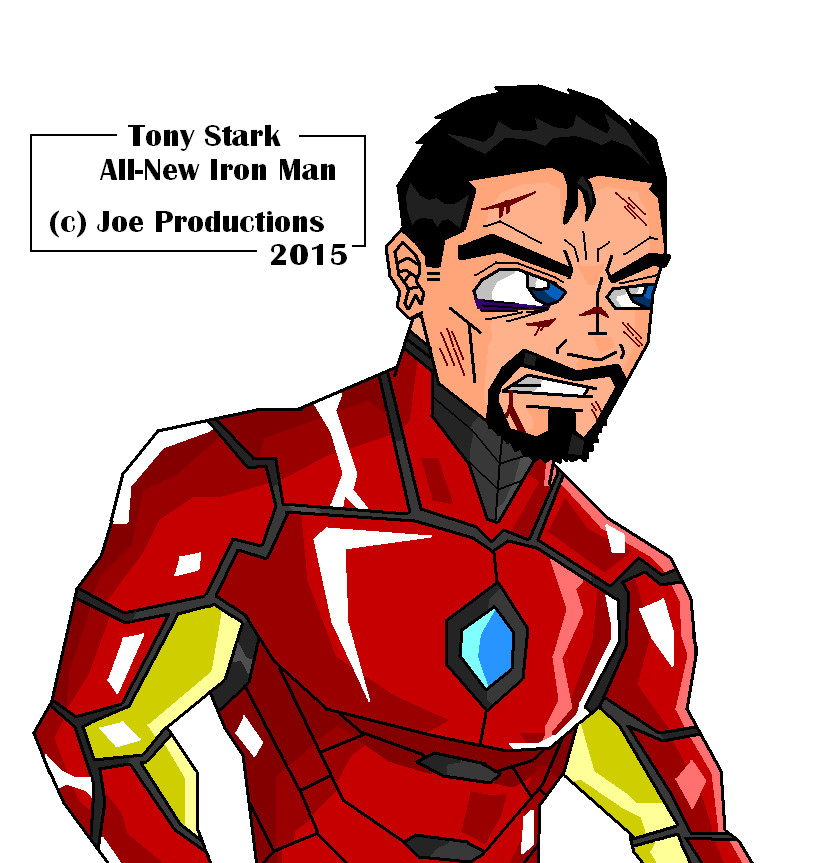 JoeProcCEO's All-New, All Different Tony Stark By