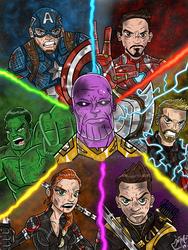 JoeProCEO's Avengers: Endgame by JoeProCeo