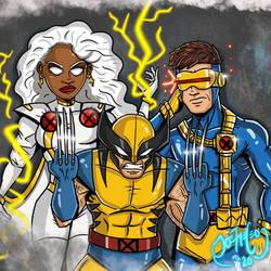 JoeProCEO's 90's X-Men by JoeProCeo