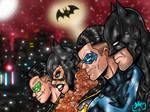 JoeProCEO's BatFamily 2021 by JoeProCeo