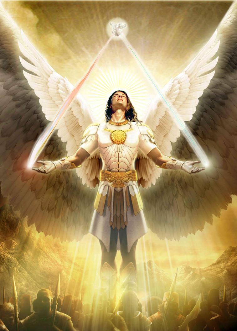 Angel Reality by Leoniel