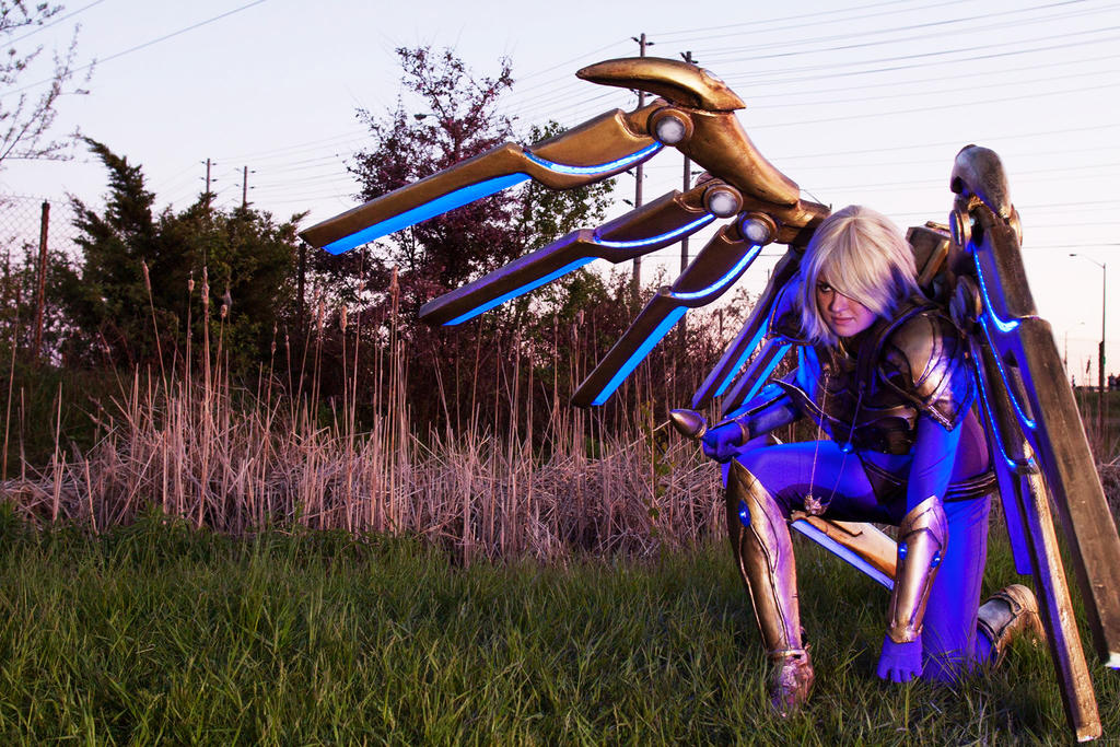 Aether Wing Kayle - Into the Fray by Dragonsnightshade on ...