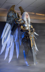 Uriel from Darksiders