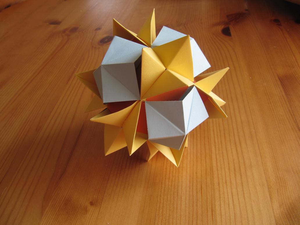 Origami Shapes 05 - Cubes 2 by Jezzerz219 on DeviantArt - photo#33