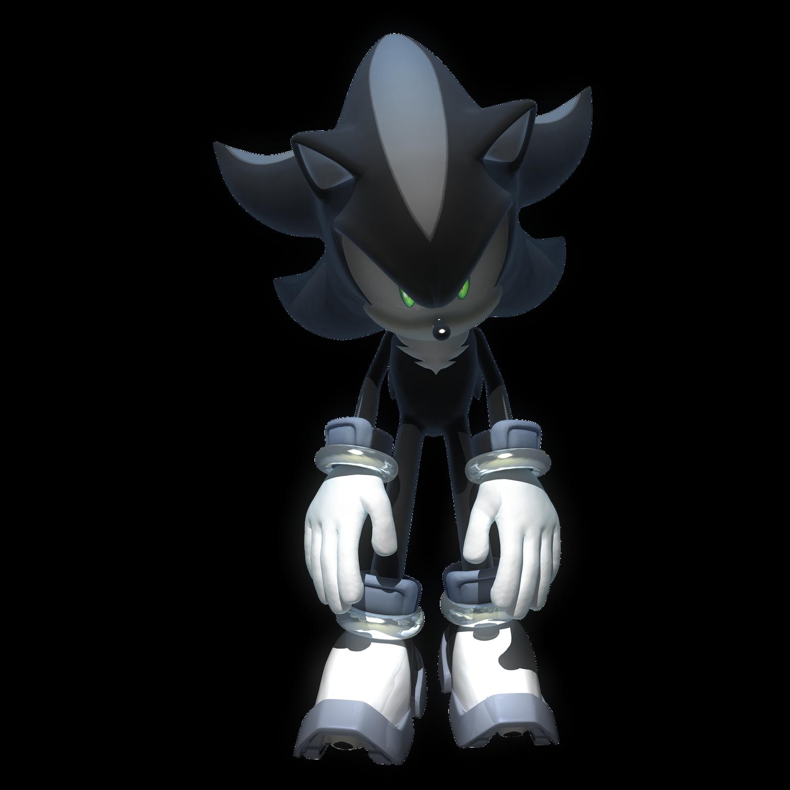Mephiles on Sonic-High-3D - DeviantArt