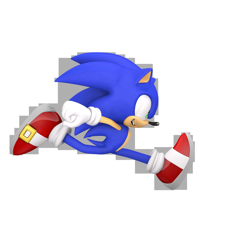 Sonic Runners By Cyberphonic4D On DeviantArt