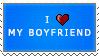 I love my Boyfriend by Maliciouses