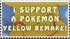 Pokemon Yellow by Maliciouses