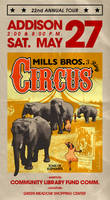 CIRCUS POSTER Recreated