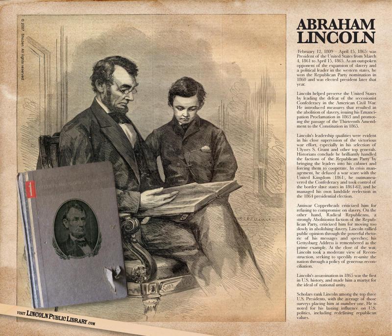 Lincoln by Shozen
