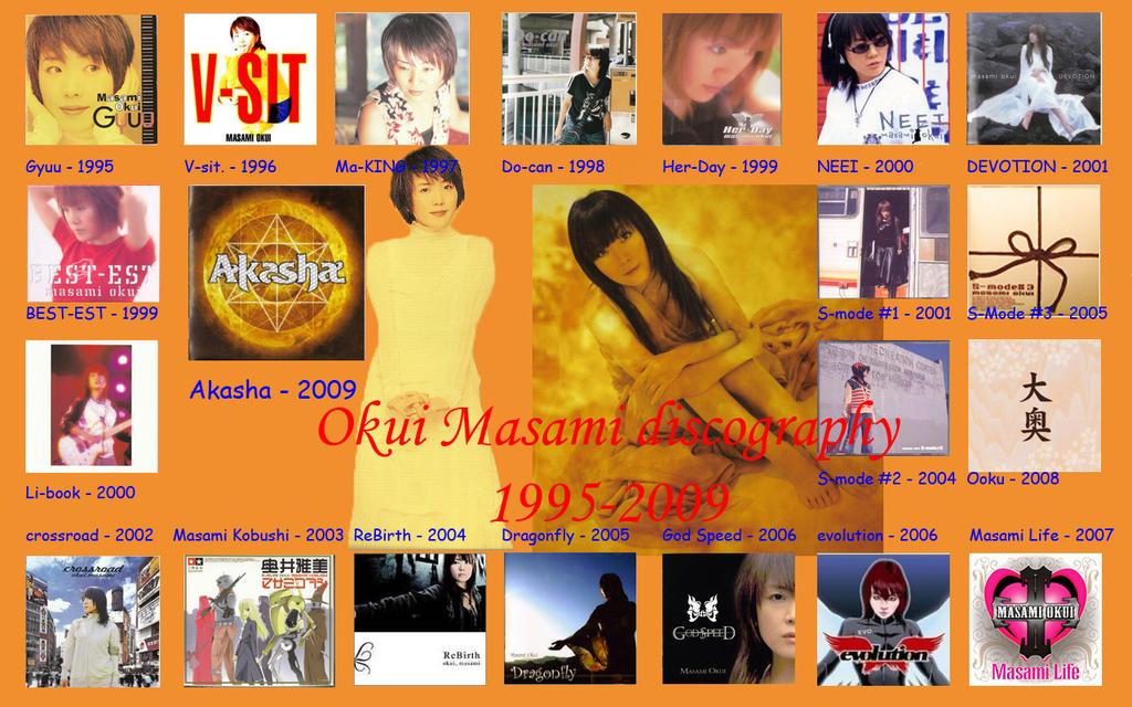 Okui Masami wallpaper by supermario4ever