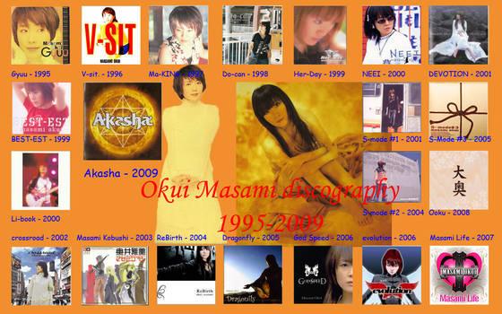 Okui Masami wallpaper
