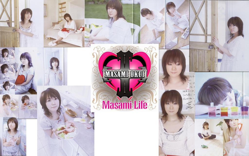 Masami Life wallpaper by supermario4ever