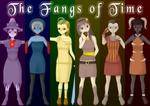 CE: Fangs of Time -Female Landscape-