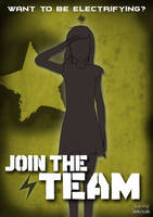 PGS: Join the Electric Team by Jymaru
