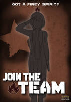 PGS: Join the Fire Team by Jymaru