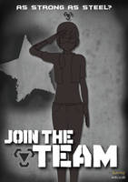 PGS: Join the Steel Team by Jymaru
