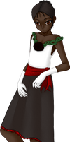 CoC: Rose Bride by Jymaru