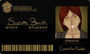 OCA: Suzume Bacchi by Jymaru