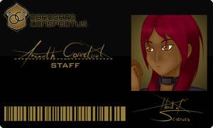 OCA: Aramanth Conneticut by Jymaru