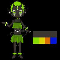 Original Species: Reycuuvam by Jymaru