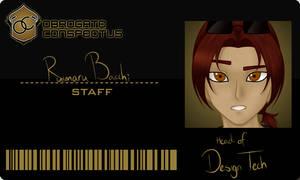 OCA: Ruimaru Bacchi by Jymaru