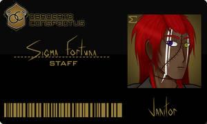 OCA: Sigma Fortuna by Jymaru