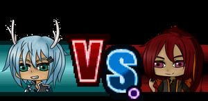 KT: Nerd Fight by Jymaru