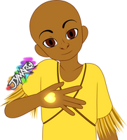 Inktober/OCtober Day 15: Ngumbau Kilonzo by Jymaru