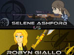 Backlog: Selene Ashford vs Robyn Giallo