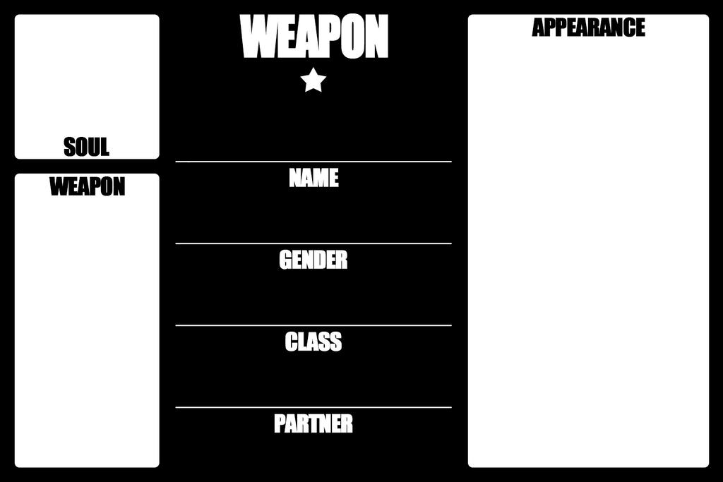 Tag Team Souls App WEAPON by Jymaru