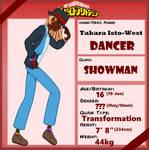 TA: Takara Isto-West | Dancer