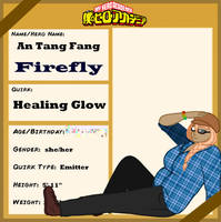 TA: An Tang Fang | Firefly by Jymaru