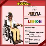 TA: Jekyll (and Hyde)