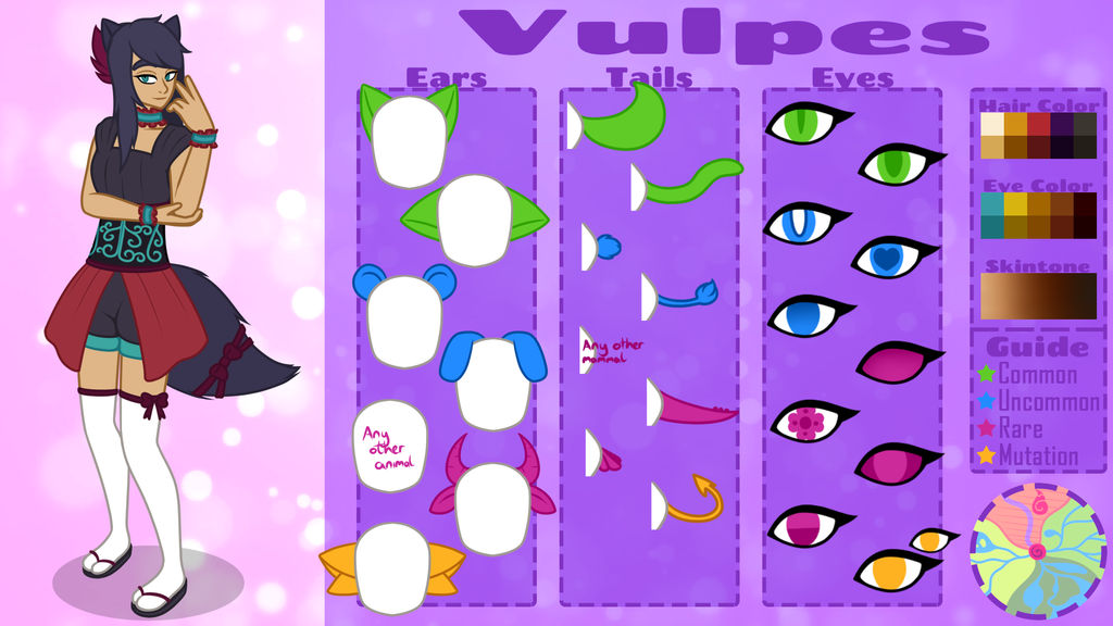 CD: Vulpes by Jymaru