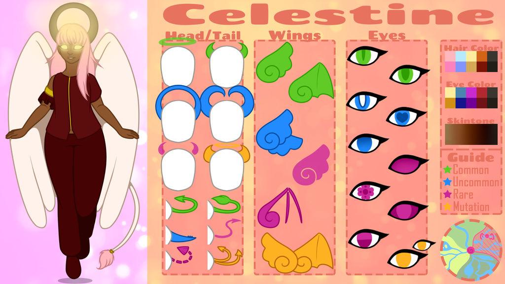 CD: Celestine by Jymaru