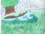 Late Night Dreamer by bunnylove2
