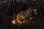 La peur d'Eziel' by Asceline