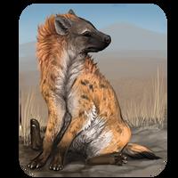 hyena-speed paint by Asceline
