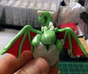 Big Dragon WIP by FuyunoHoshi
