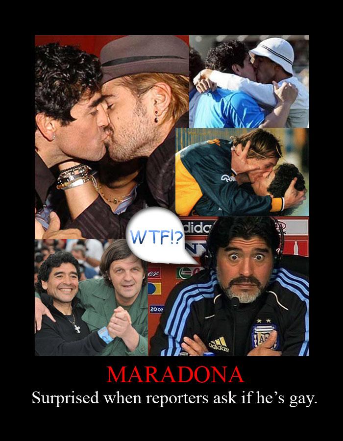 Maradona Gay 39
