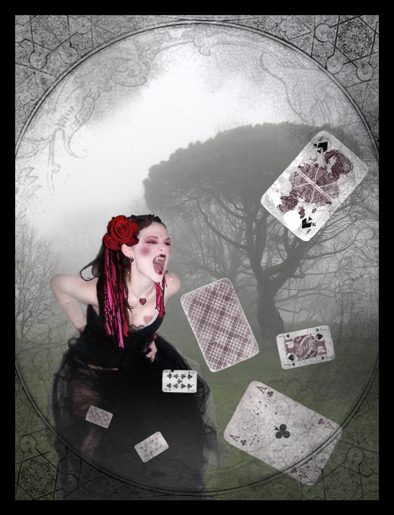 Queen of Hearts by Alice-fanclub