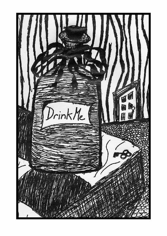 Drink Me by Alice-fanclub
