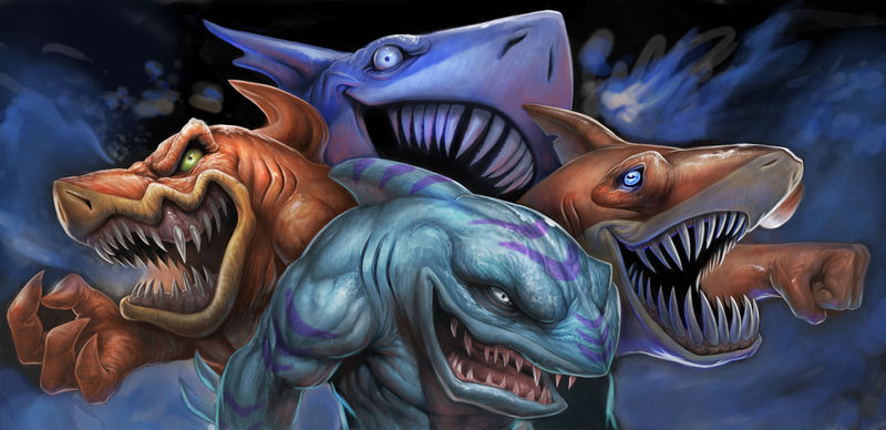 Street Sharks Final