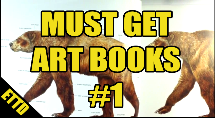 Must-get-art-books-how-to-draw-book-recommendation by SketchMonster1