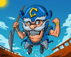 Captain Crunch Revenge