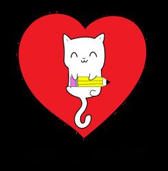 Love 2 Draw Logo