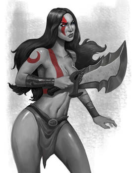 Female Kratos